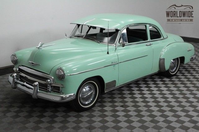 1950 Chevrolet COUPE Coupe
