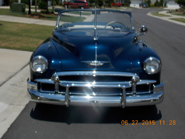 1950 Chevrolet Other Deluxe Styleline Convertible