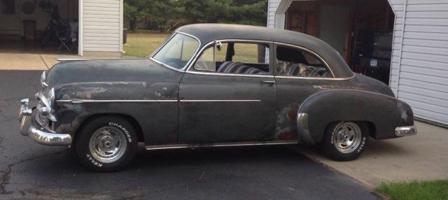 1950 Chevrolet Bel Air/150/210