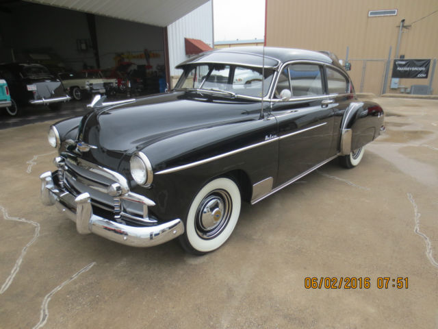 Chevrolet Dealers Az >> 1950 CHEVROLET FLEETLINE DELUXE 2 DOOR SEDAN for sale: photos, technical specifications, description