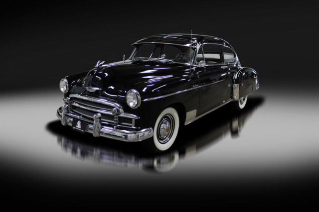 1950 Chevrolet Fleetline Deluxe Coupe