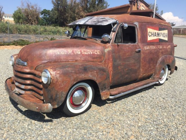 1950 Chevrolet Other Pickups Hot rod shop truck
