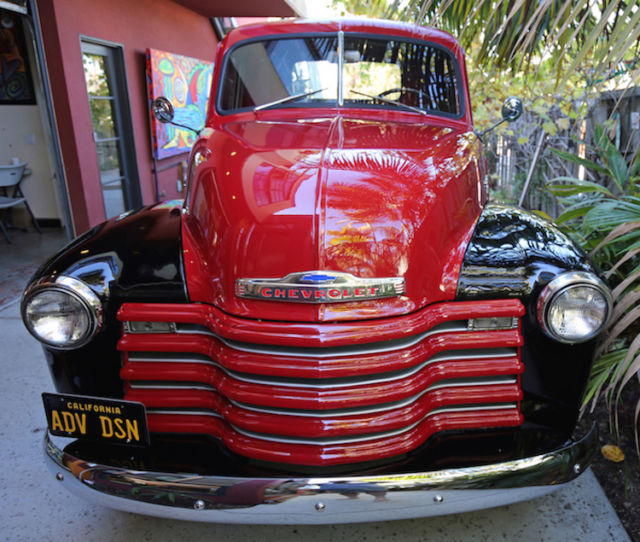 1950 Chevrolet Pickup 3800 for sale photos technical