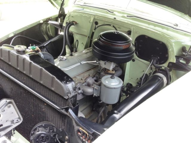 1950 Chevrolet Styleline Deluxe 2-Door Sedan 50 Chevy ...