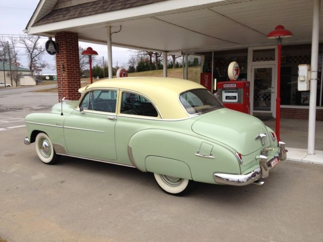 1950 chevrolet styleline deluxe 2 door sedan frame off for 1950 chevy 2 door sedan