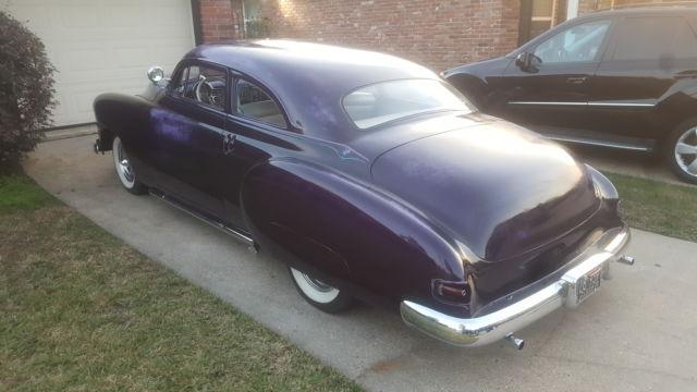 1950 Chevrolet Styleline Deluxe Base Sedan Lead Sled For