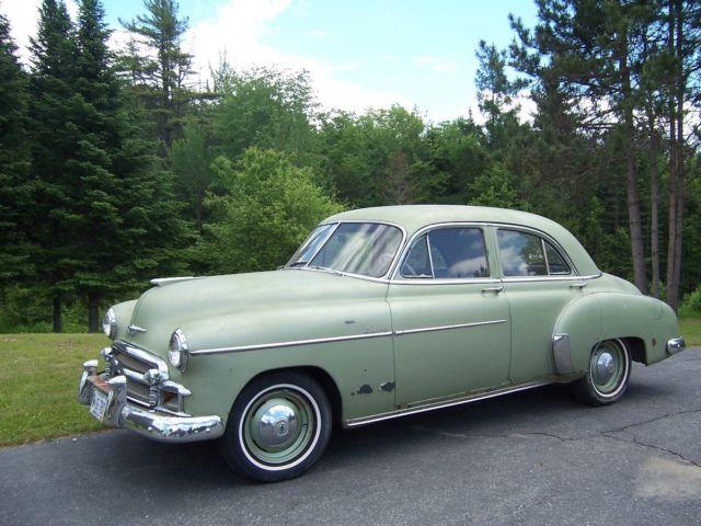 1950 chevrolet styleline deluxe sedan 4 door for sale for 1950 chevy deluxe 2 door