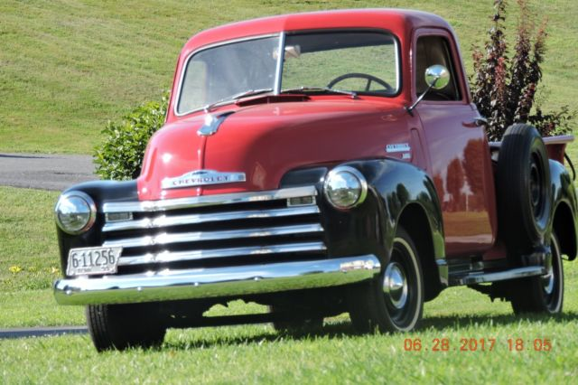 1950 Chevrolet Other Pickups 3100 Series