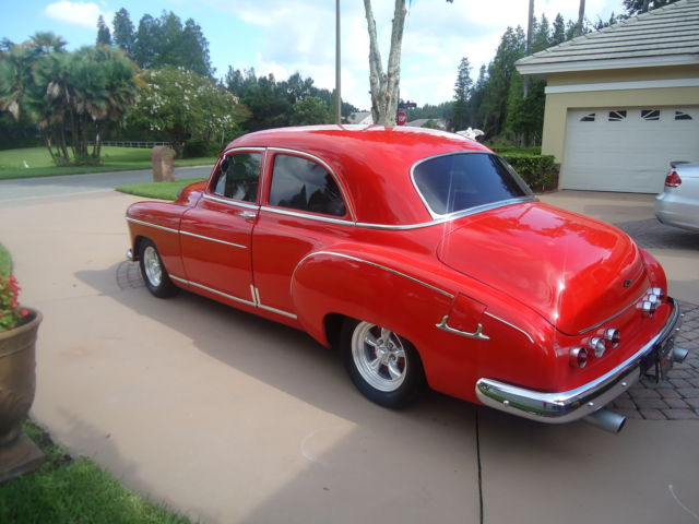 1950 Chevrolet Other RED