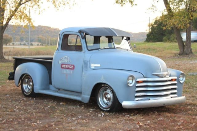 1950 chevy 3100 5 window rat rod pickup restomod vortec for 1950 chevy pickup 5 window