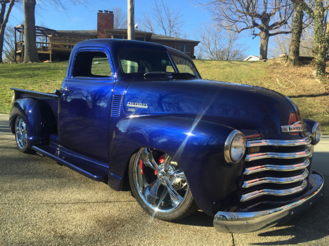 1950 Chevrolet Other Pickups Custom