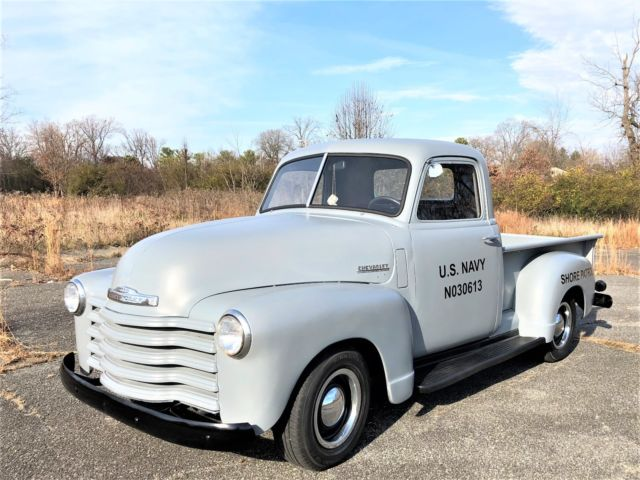 1950 Gray Chevrolet Other Pickups Standard Cab Pickup with Gray interior