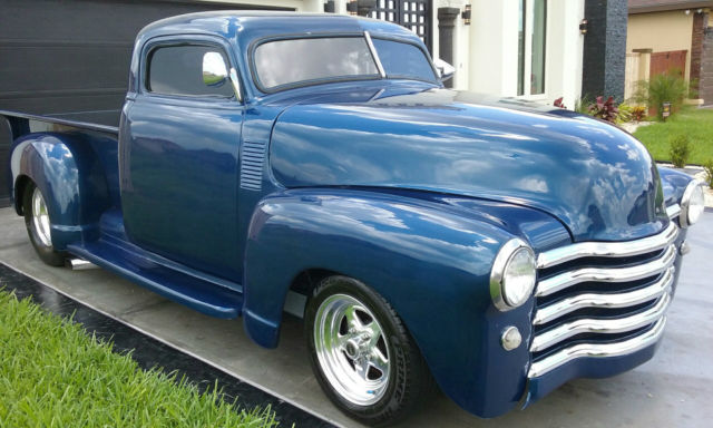 1950 Chevrolet Other Pickups 3100 Chopped Top
