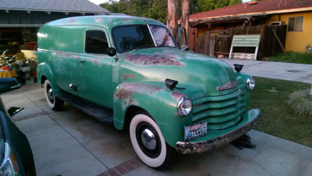 1950 Chevrolet Other Pickups Panel