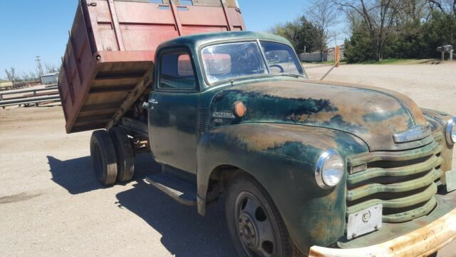 1950 Chevy Chevrolet 4100 Truck For Sale Photos Technical