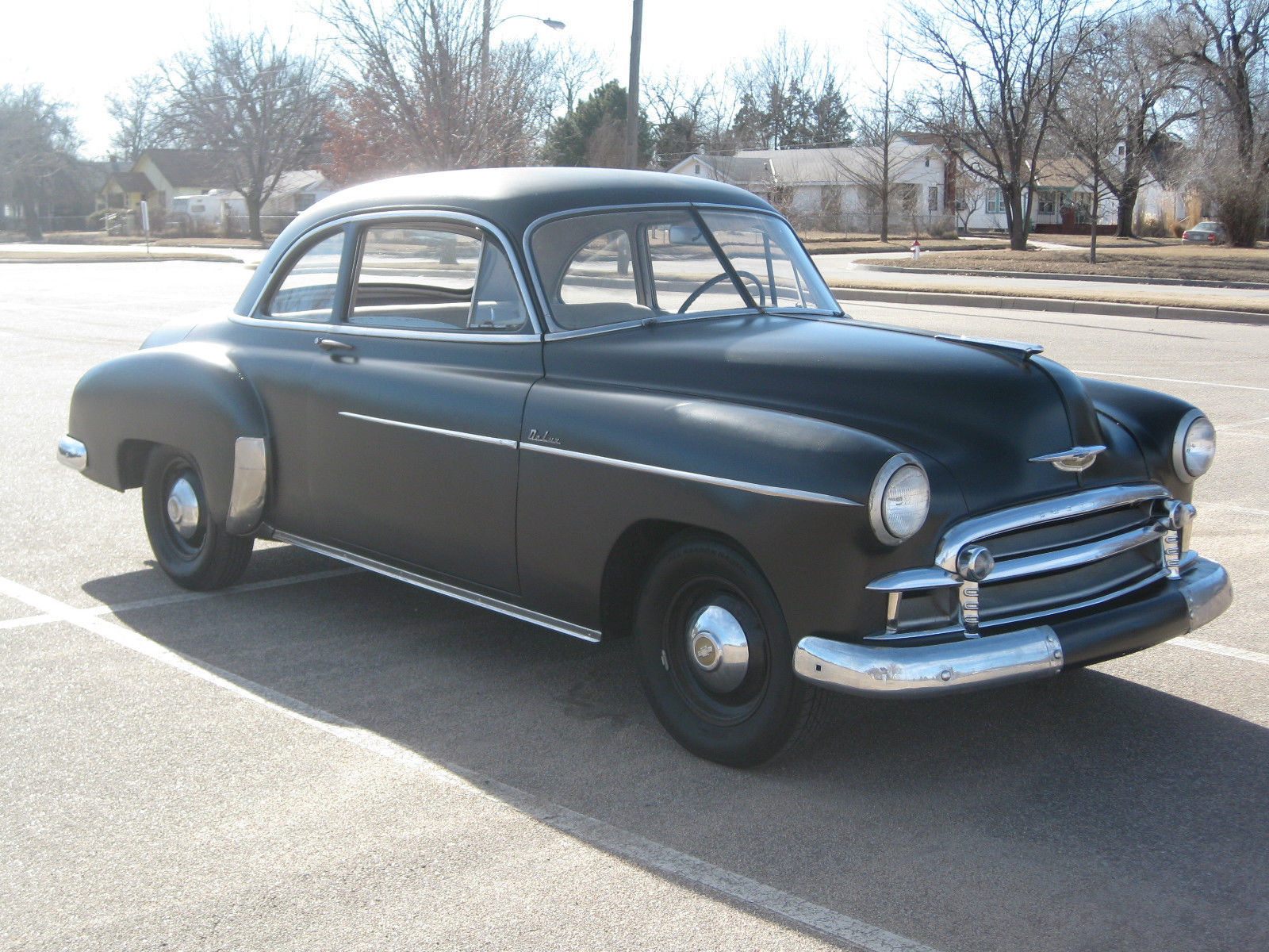 1950 Chevy Deluxe Coupe For Sale Photos Technical