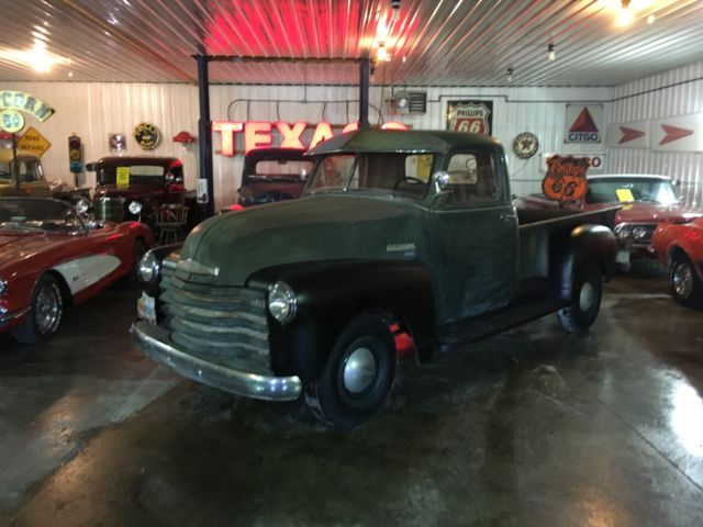 1950 Chevrolet Other Pickups SURVIVOR!
