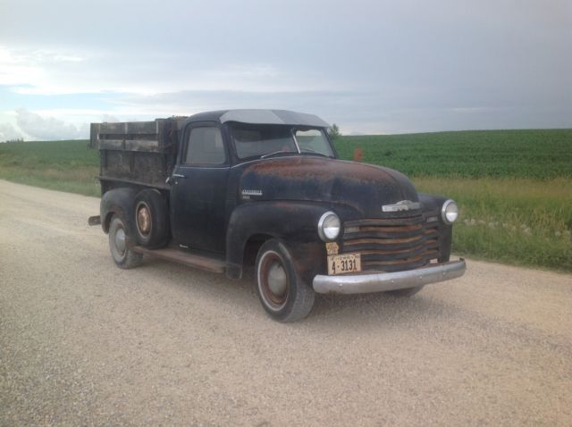 1950 Chevrolet Other Pickups Runs Drives!