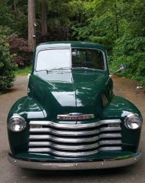 1950 Chevrolet Other Pickups 235