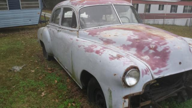 1950 Chevy Project Car Parts Car Vintage Old Car For Sale Photos