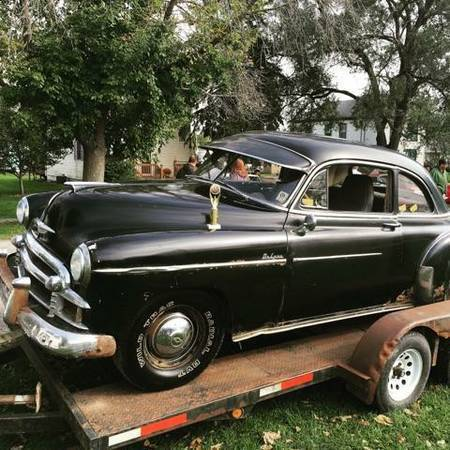 1950 Chevy Styleline For Sale Photos Technical Specifications