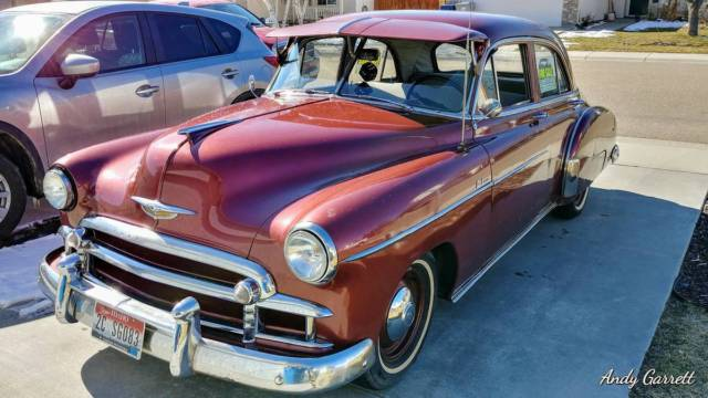 1950 Chevrolet Other Business Sedan