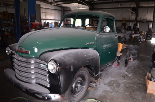 1950 Chevrolet Other Pickups 1/2 Ton pickup