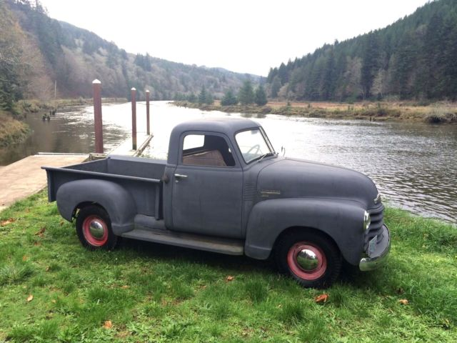 1950 Chevrolet Other Pickups PICKUP