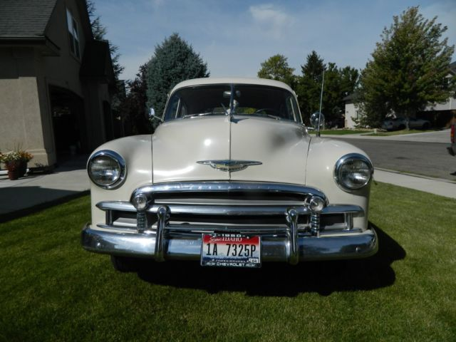 1950 Chevrolet Other Pickups Deluxe