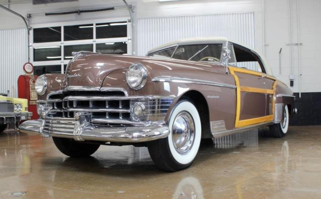 1950 Chrysler Town and Country Newport --