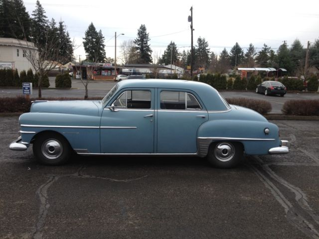 1950 Chrysler Other