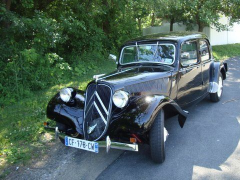 1950 Citroën Traction Avant leger  11
