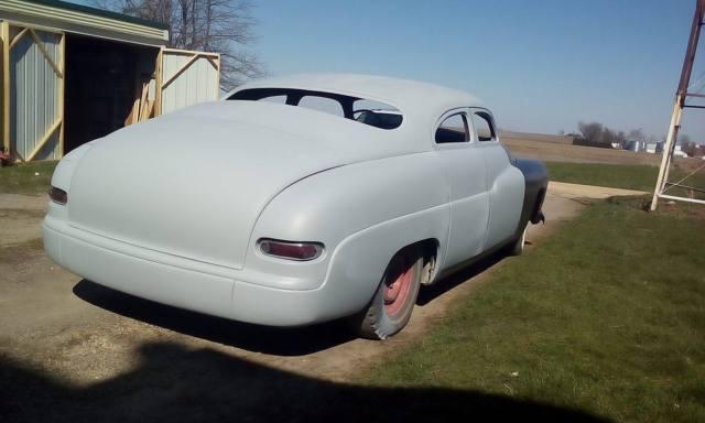 1950 Custom 4 Door Mercury For Sale Photos Technical