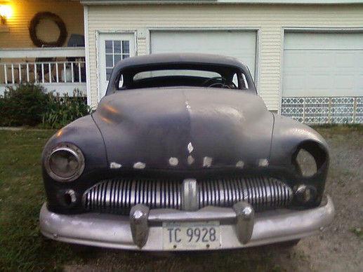 1950 custom 4 door mercury for sale photos technical for 1950 mercury 4 door for sale