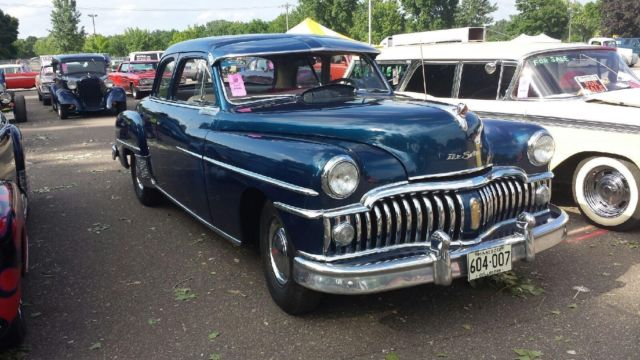 1950 DeSoto Deluxe Club Coupe