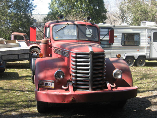 1950 Other Makes Diamond T   704