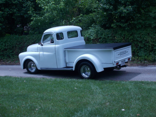 1950 Dodge Other pickup short bed