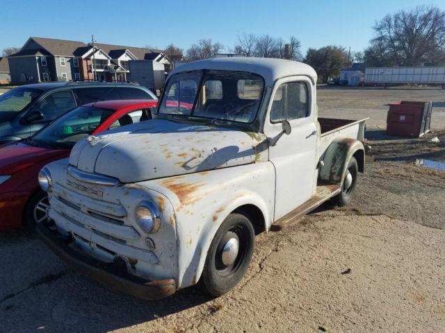 1950 Dodge B2b Pilothouse Pickup For Sale Photos Technical