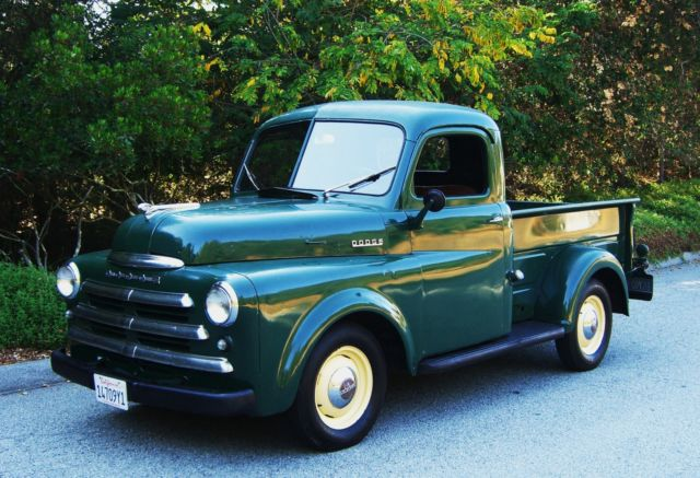 1950 Dodge Other Pickups Pilot House