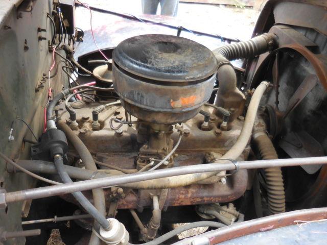 1950 Dodge Power Wagon >> 1950 Dodge Power Wagon flathead 6 cylinder 4-speed 4WD w/ two PTO's runs good for sale: photos ...