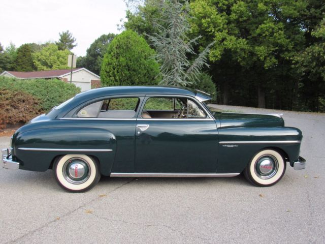 1950 dodge wayfarer 2 door coupe 68 xxx miles runs drives 1949 1952 Dodge Wayfarer 1950 dodge wayfarer 2 door coupe 68 xxx miles runs drives wonderfully