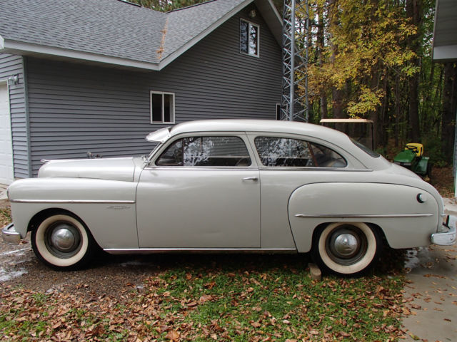 1950 dodge wayfarer 2 door sedan good body project car to restore Dodge Wayfarer Coupe 1950 dodge wayfarer 2 door sedan good body project car to restore or hot rod