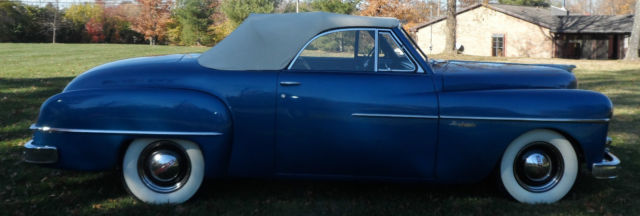 1950 Dodge Wayfarer Sportabout Convertible For Sale