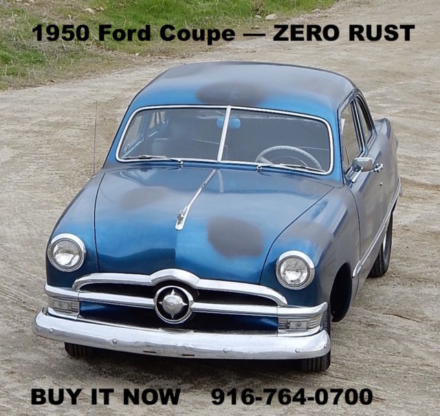 1950 Ford Club Coupe . cruiser drag car custom lowered rust free & 1950 Ford Club Coupe . cruiser drag car custom lowered rust ... markmcfarlin.com