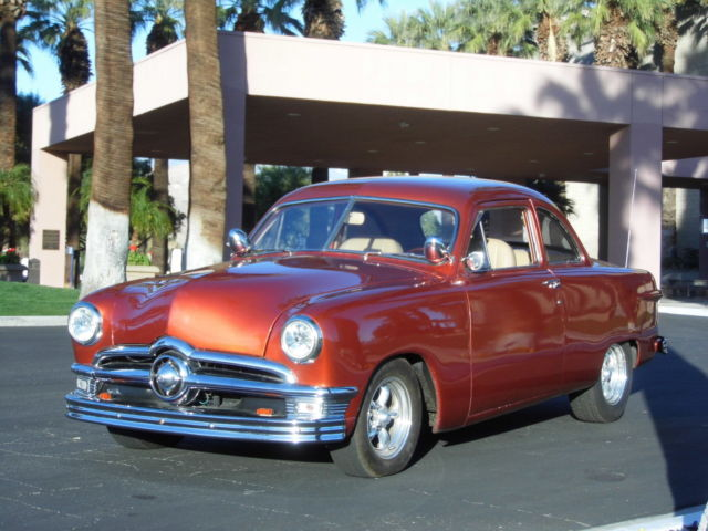 1950 Ford Other Club Coupe