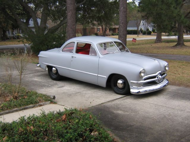 1950 ford club coupe hot rod for sale photos technical specifications description. Black Bedroom Furniture Sets. Home Design Ideas