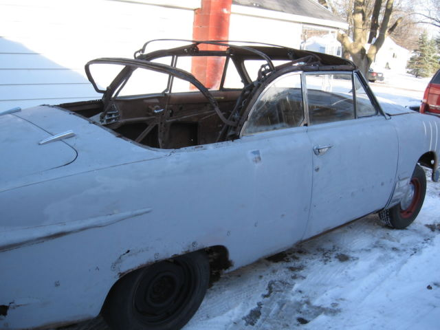 1950 Ford Convertible Project Car For Sale Photos