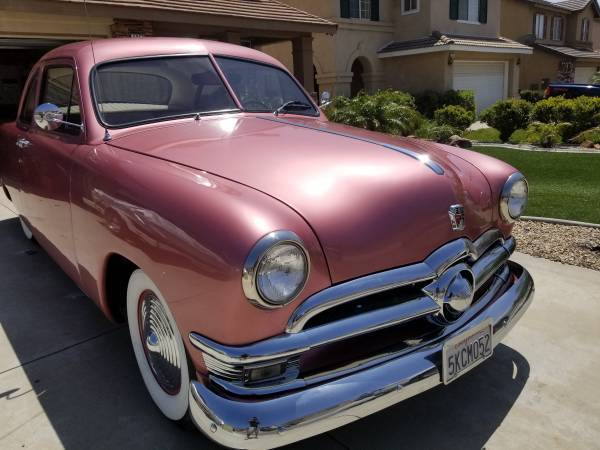 1950 Ford Other Chrome