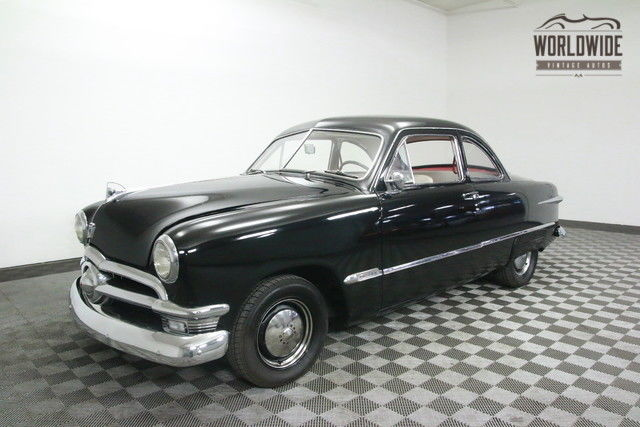 1950 Ford COUPE MOONSHINE CAR! FLAT HEAD V8. $10K BUILD!