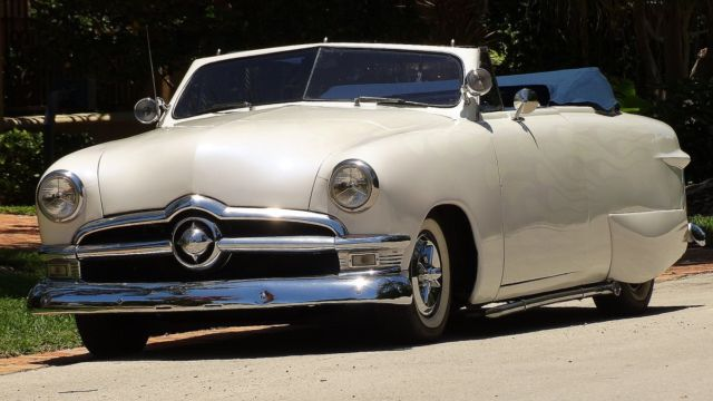 1950 Ford Other CUSTOM CRUISER CONVERTIBE